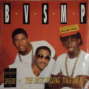 B.V.S.M.P. - The Best Belong Together - 1988