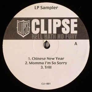 Clipse - Hell Hath No Fury (LP Sampler) - 2006