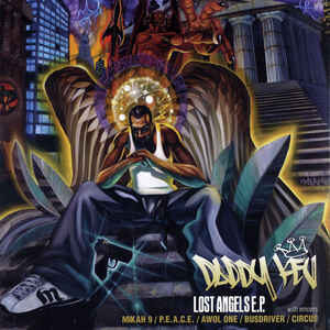 Daddy Kev - Lost Angels E.P. - 2001