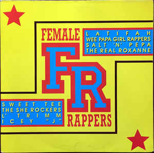 Female Rappers - 1989