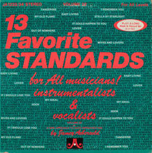 Jamey Aebersold - 13 Favorite Standards - US