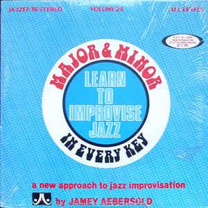 Jamey Aebersold - Major & Minor - US