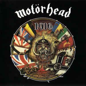 Motörhead - 1916 - 26 фев 1991