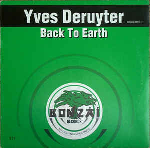 Yves Deruyter - Back To Earth - ноя 2000