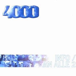 4000 – Info / An Alle 2 - 2000