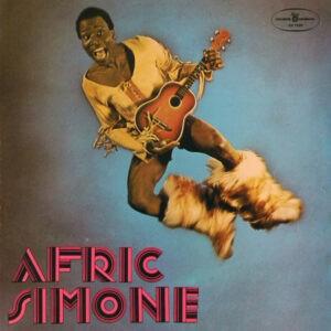 Afric Simone – Afric Simone - 1978