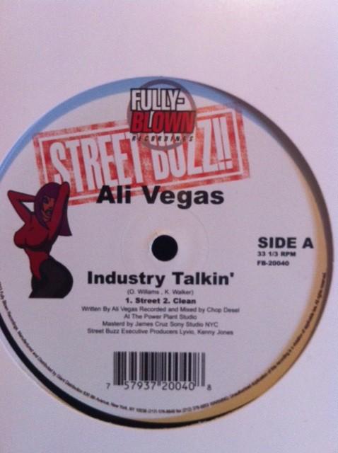 Ali Vegas – Industry Talkin - 2003