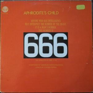 Aphrodite's Child – 666 -