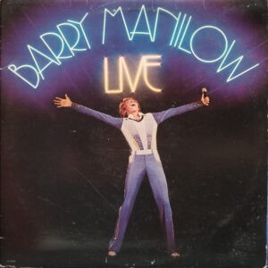 Barry Manilow – Live - 1977