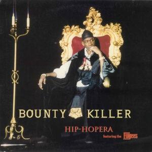 Bounty Killer – Hip-Hopera / Living Dangerously - 1997