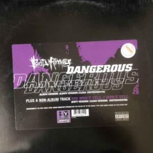 Busta Rhymes – Dangerous - 1997