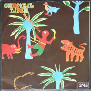 Central Line – Nature Boy - 1983