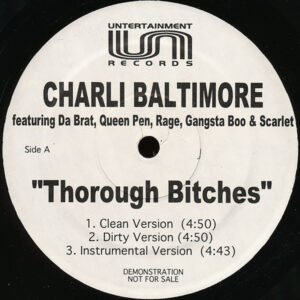 Charli Baltimore Featuring Da Brat