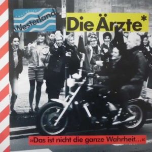 Die Ärzte – Das Ist Nicht Die Ganze Wahrheit... - 1988