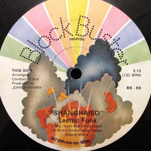 'Lectric Funk – Shanghaied - 1979
