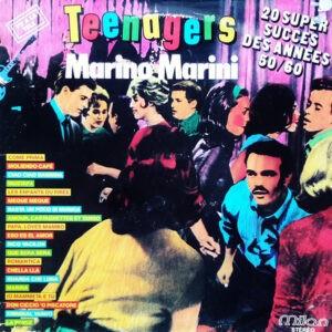 Marino Marini – Teenagers - 20 Super Succès Des Années 50/60 -