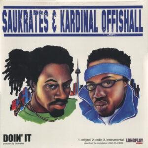 Saukrates & Kardinal Offishall / Defenders Of The Faith – Doin' It / Metropolis - 2001