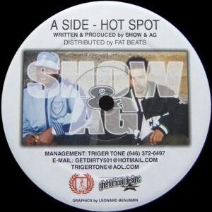 Showbiz & A.G. – Hot Spot - 2003