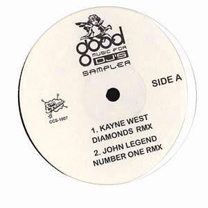 Various – Good Music For DJ's Sampler Part 1 - 2005
