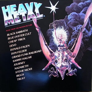 Various – Heavy Metal - Music From The Motion Picture - 1981