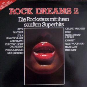 Various – Rock Dreams 2 - Die Rockstars Mit Ihren Sanften Superhits - 1983