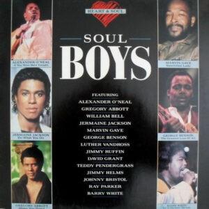Various – Soul Boys - 1988