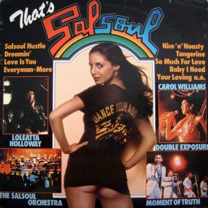Various – That's Salsoul - 1977
