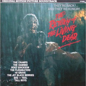 Various – The Return Of The Living Dead (Original Motion Picture Soundtrack) - 1985