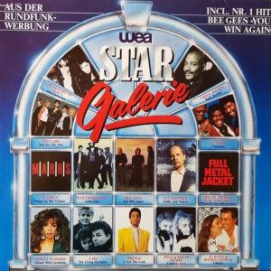 Various – WEA Star Galerie - 1987
