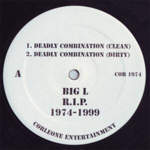 Big L – Deadly Combination - 2000