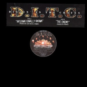 D.I.T.C. – Internationally Known / The Enemy - 1997