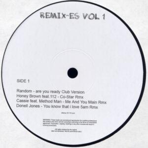 Various – Remix-es Vol 1 - 2005