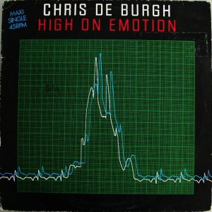 Chris de Burgh – High On Emotion - 1984