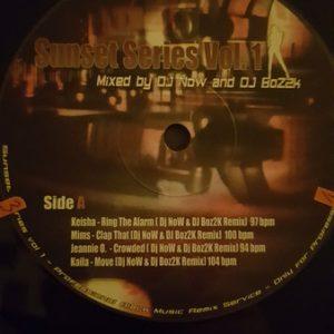 Various – Sunset Series Vol. 1 -