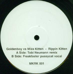 Golden Boy vs Miss Kittin – Rippin Kitten - 2002