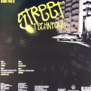 Various – Drumsound & Bassline Smith Presents - Street Technique Album Part 01 - 2006