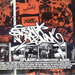 Various – Splash! Allstars Event Album - 2000