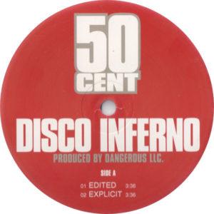 50 Cent – Disco Inferno - 2004