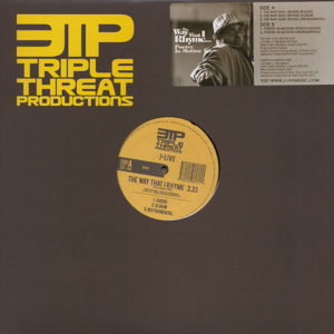J-Live – The Way That I Rhyme/ Poetry In Motion - 2010