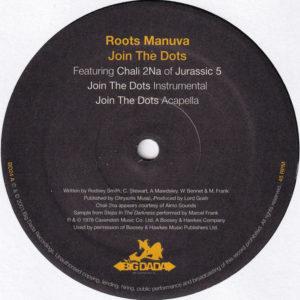 Roots Manuva – Join The Dots / Ital Visions - 2001